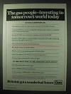 1984 British Gas Ad - Tomorrow's World