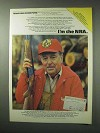1984 NRA Ad - Tennessee Ernie Ford
