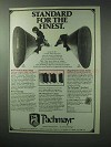 1983 Pachmayr Recoil Pads Ad - Standard for Finest