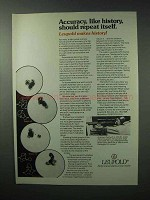 1983 Leupold Scopes Ad - Accuracy Should Repeat Itself