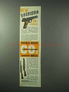 1978 Sheridan C02 Pistols and Rifles Ad!