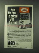 1978 Nosler Bullets Ad - The Best Is Priced With Rest