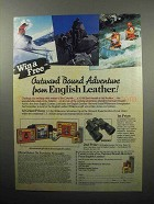 1989 English Leather Cologne Ad - Outward Bound