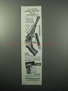 1988 Thompson / Center Arms Contender Pistol Ad