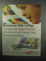 1987 Playskool Electronic Talk 'n Play Ad - Kids Choose