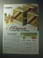 1977 Federal Premium Shotgun Shells Ad