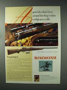 1993 Winchester Model 70 Featherweight Classic Rifle Ad