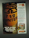 1993 Winchester Small Game Hunter Shotshells Ad