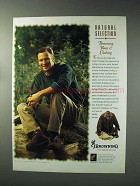 1993 Browning Boots & Clothing Ad - Natural Selection