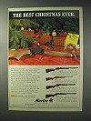 1993 Marlin Rifle Ad - Model 60, 15YN, 336CS & 39AS