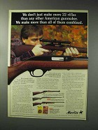 1993 Marlin Rifle Ad - Model 60, 39TDS, 60SS & 25N
