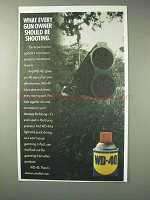 1993 WD-40 Lubricant Ad - Every Gun Owner Should Be