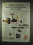 1992 Penn Reels Spinfisher 4400SS Reel Ad