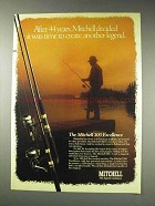 1991 Mitchell 300 Excellence Reel Ad - After 44 Years