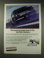 1991 Mr. Goodwrench Service Ad - Fastest-Growing