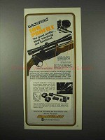 1975 Redfield Scopes Ad - Low Profile