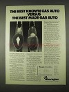 1974 Ithaca Gun Model 51 Shotgun Ad - Gas Auto