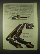 1974 Browning Superposed Diana & Citori Shotgun Ad