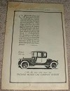 1914 Packard 2-38 Coupe Car Ad, NICE!!!