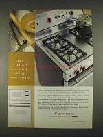1996 Kenmore Appliances Ad - Our Shiny New Toys