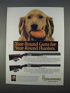 1996 Browning 425 Sporting Clays, Ultra Sporter Ad