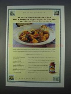 1996 Ragu Old World Style Traditional Sauce Ad