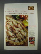 1996 Sargento Italian Cheese Ad - Every Artist
