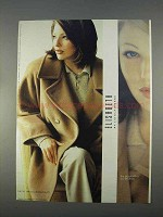 1996 Elisabeth by Liz Claiborne Fashion Ad
