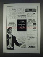 1996 Bose Wave Radio Ad - Nothing Lost in Translation