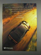 1996 Oldsmobile Aurora Car Ad - Tight, Muscular Body