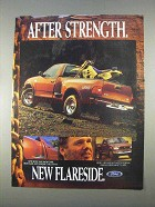 1997 Ford F150 Flareside Pickup Truck Ad