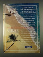 1996 Royal Caribbean Cruises Ad - Be There Forever