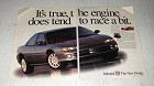 1996 Dodge Intrepid Sport Car Ad - Tend to Race a Bit