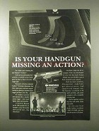 1995 Daewoo Model DH-40 Pistol Ad - Missing an Action?