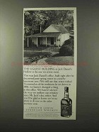 1995 Jack Daniel's Whiskey Ad - The Ugliest Building
