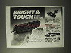 1995 Trijicon Sights Ad - Bright & Tough