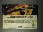 1995 GSi Merkel 200SC Shotgun Ad - Competition Scatter