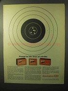 1964 Remington Components Ad - Found in Best Circles