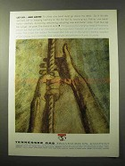 1964 Tennessee Gas Transmission Company Ad - Let Go