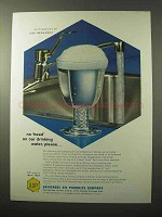 1964 Universal Oil Products Company Ad - No Head