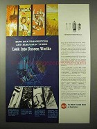 1964 RCA Transistors and Electron Tubes Ad - Look Into