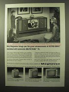 1964 Magnavox TV Ad - Model 358, 112, 107 and 121