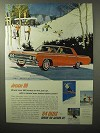 1964 Oldsmobile Jetstar 88 Car Ad - Fire You Up