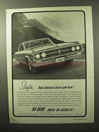 1964 Oldsmobile Starfire Car Ad - High Adventure