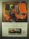 1964 International Harvester Fleetstar Truck Ad
