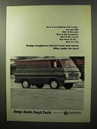 1964 Dodge Van Ad - Give It Everything You've Got