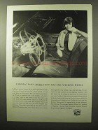 1964 Cadillac Tilt and Telescoping Steering Wheel Ad