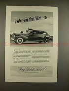1941 Buick Limited Car Ad - Parlor-car-that-flies!!