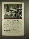1945 WWII Fairchild C-82 Packet Ad - Flying Boxcar!!
