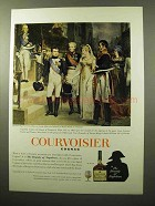 1964 Courvoisier Cognac Advertisement!